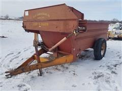 Blair Manufacturing Co Kelly Ryan - Feed R Wagon Feeder Wagon