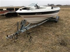 1986 Bayliner Capri Boat