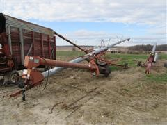 Grain King 10/72 Auger