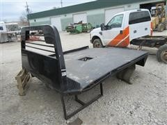 CM Manufacturing Flatbed
