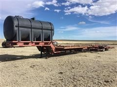 2017 Homemade Shop Built T/A Sprayer Trailer