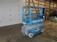 1998 Genie GS-1930 Electric Scissor Lift