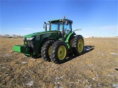 2012 John Deere 8310R MFWD Tractor