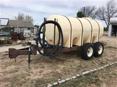 Wylie Water/Fertilizer Tender Trailer