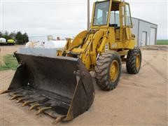 1969 Caterpillar 920 Wheel Loader