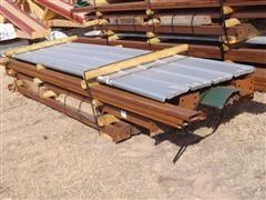 2017 Hixson Lumber All Steel Barn Kit