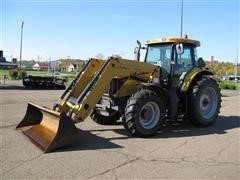 2011 AGCO-Challenger MT575B MFWD Tractor