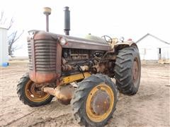 1964 Massey Ferguson 97 MFWD Tractor