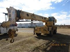 1984 Grove RT528B Rough Terrain Crane