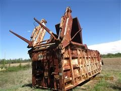 Ez Compactor Trash Truck Body