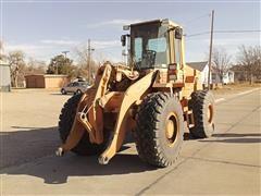 1993 Case IH 721B Wheel Loader