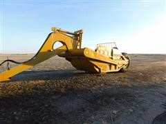 Caterpillar Cat 21 Pull-Type Scraper