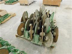John Deere Fertilizer Double Disc Openers