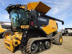 2013 Claas Lexion 740TT Tracked Combine