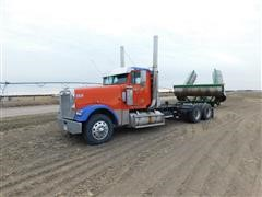 1998 Freightliner CFLD132064T T/A Truck Tractor