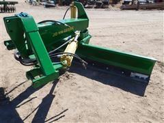 John Deere 155 Used 3 Pt Hydraulic Blade