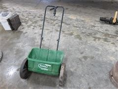 Scotts AccuGreen 1000 Drop Type Seed Spreader
