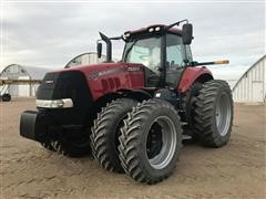 2015 Case International Magnum 220 MFWD Tractor