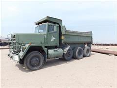 1979 A M General Military N 917 Dump Truck