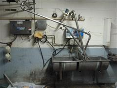 Boumatic 16 Unit Milking System