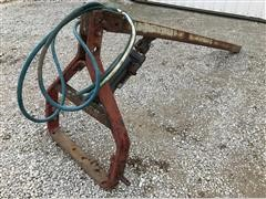 Homemade 3-Point Hydraulic Hoist