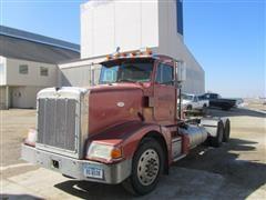 1995 Peterbilt 377 T/A Truck Tractor