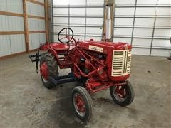 1958 International McCormick 130 2WD Tractor