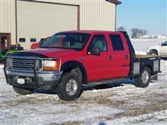 2001 Ford Super Duty F250 Pickup Truck