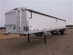 2012 Timpte 4266 Super Hopper T/A Grain Trailer