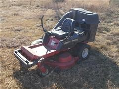 White Outdoors Lawn Mower