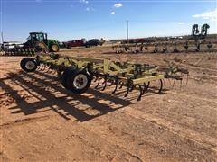 Roll-A-Cone Field Cultivator