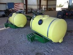 Helicopter Saddle Tanks