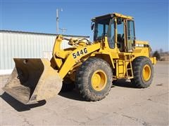 1994 John Deere 544G Wheel Loader