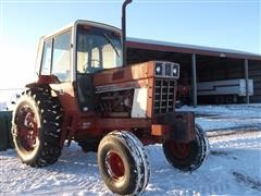 1986 Case IH 1486 2WD Tractor w/Cab