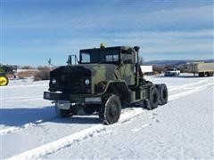 1984 American General M931 T/A Truck Tractor