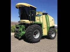 2014 Krone Big X 750 C Forage Harvester