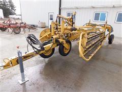 Vermeer R23 A Hydraulic Driven Rake