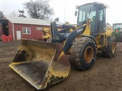 2007 John Deere 544J Wheel Loader