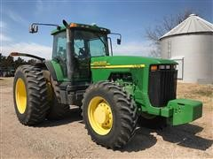 2001 John Deere 8410 MFWD Tractor