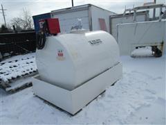 Emiliana Serbatoi 3000 Fuel Tank