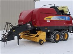 2011 New Holland BR9060 Big Square Baler