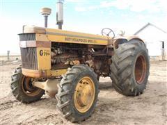 1965 Minneapolis Moline G-706 MFWD Tractor