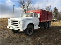 1977 Dodge D700 T/A Grain Truck