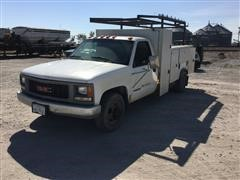 1995 GMC 3500 Service Truck