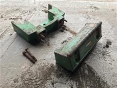 John Deere 4440 Front Weight Bracket
