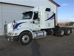 2007 International Eagle 9400i Conventional T/A Truck Tractor