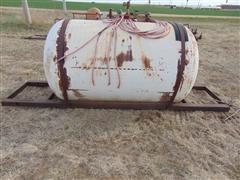 Chemi-Trol Chemical Co Tank on Skids