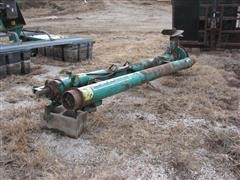 Houle 99-069 8' Verticle Wall Manure Pump