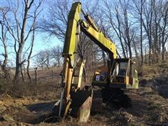 Case 980 Excavator