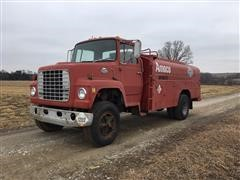 1980 Ford LN800 S/A Fuel Truck